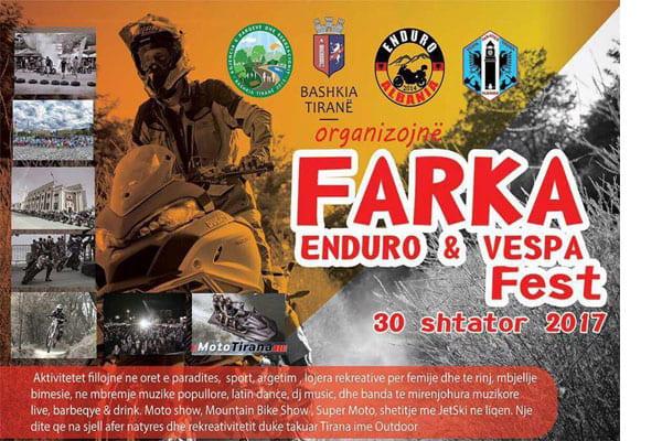 Liqeni i Farkes Tirane