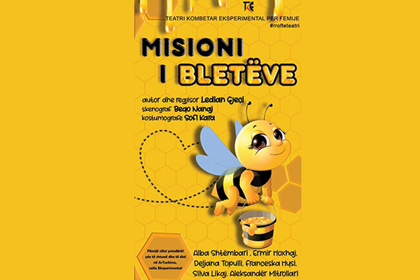 The bee mission