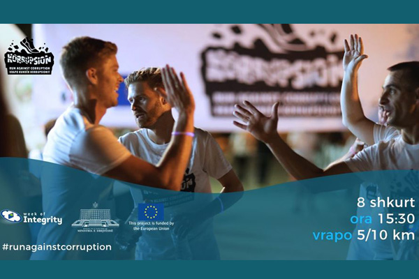 Vrapo Kundër Korrupsionit