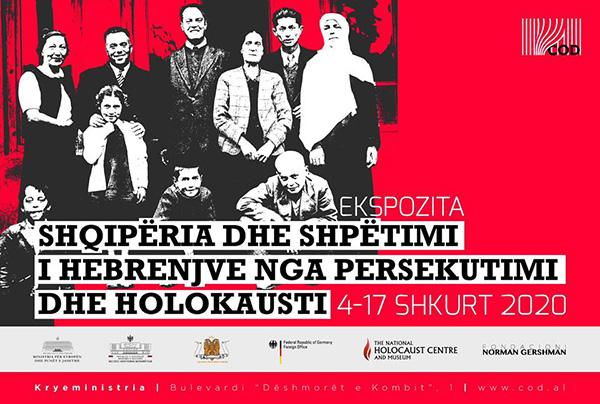 Shqipëria dhe shpëtimi i hebrenjve nga persekutimi dhe Holokausti