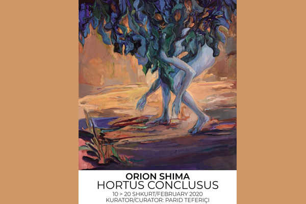 Hortus Conclusus - Orion Shima