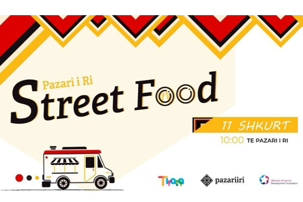 Street Food - NEW Bazaar