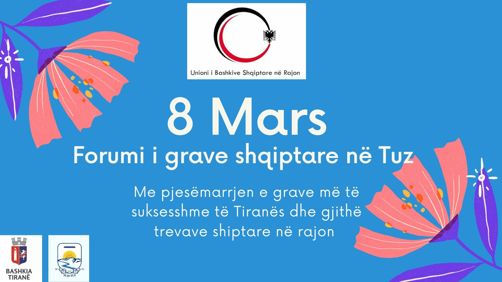 Forumi i grave te biznesit Tiranes ne Tuz
