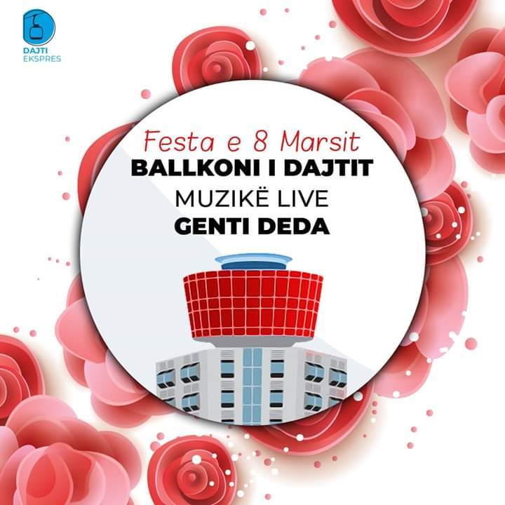 Celebrate 7-8 March in Tirana