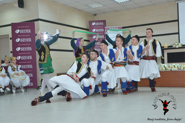 Reviving the culture tradition of folk dance