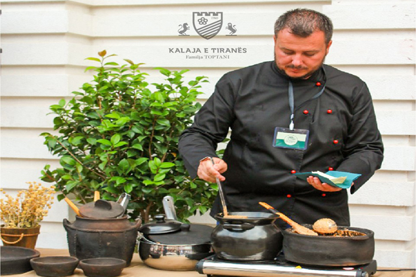 Fërgesa Fest dedicated to the traditional dish of Tirana