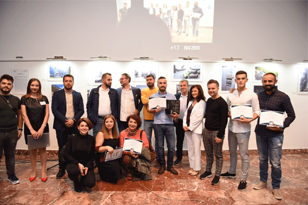 winners of Tirana Photo Festival 2019