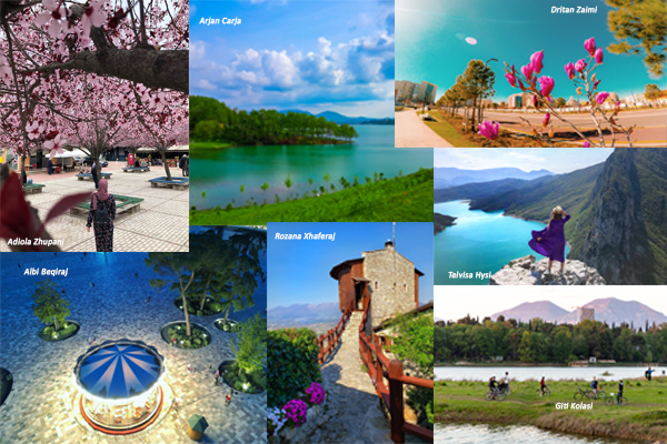 Winners of #TiranaSpring2019 photo contest announced