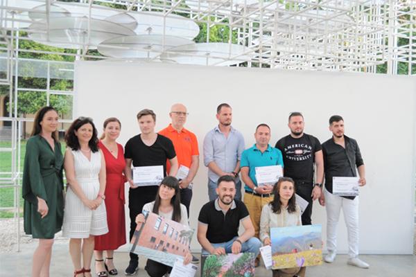 Shpallen fituesit e konkursit fotografik #TiranaSpring2019