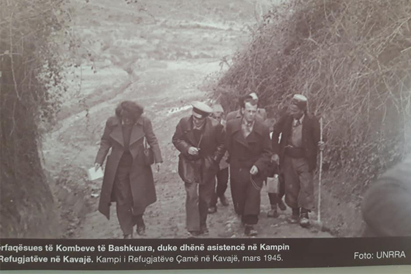 Greek genocide against Cham population