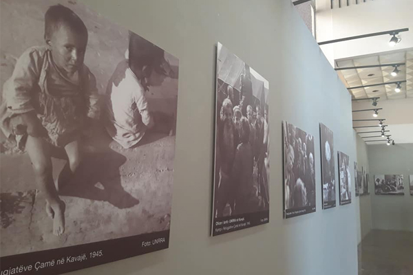 75 years from Greek genocide against Cham population- exhibition in Tirana
