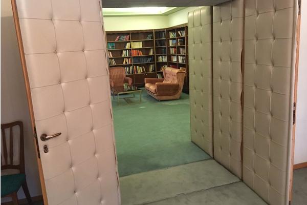 Inside Enver Hoxha Villa