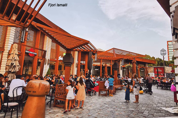 Most Instagrammable places in Tirana