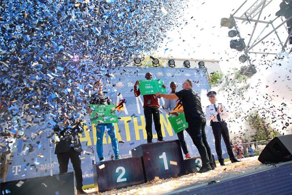 Tirana Marathon 2019 winners