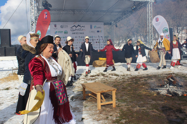 Mountains Day celebrated in Dajti Mountain in Tirana