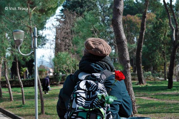 Shën Valentini në Tiranë-foto galeri