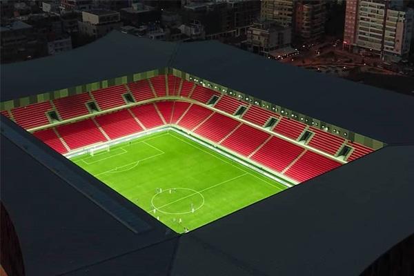 Arena Center in Tirana