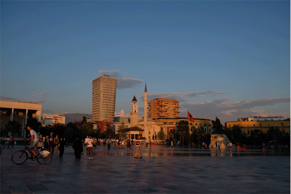What to do in August in Tirana