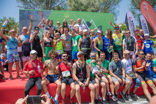 Tirana Triathlon Race 2019