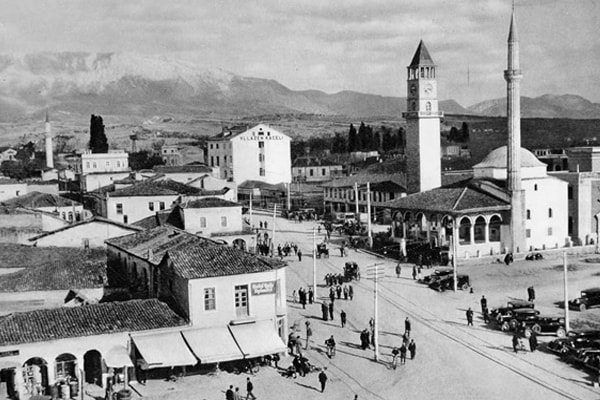 Tirana on its 98 anniversary as capital of Albania