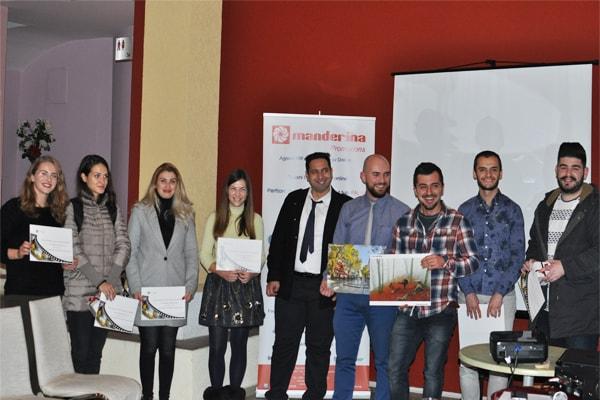 Shpallen fituesit e Konkursit #TiranaAutumun2017
