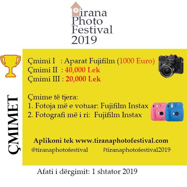 Tirana Photo festival 2019
