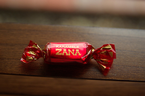 Zana Candies -Albanian candies from 80'