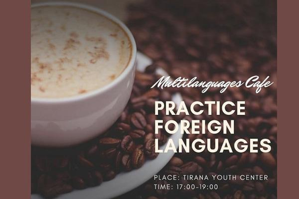 Multi Languages Café