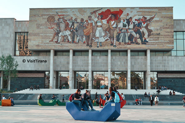 17 reasons to love Tirana and its people