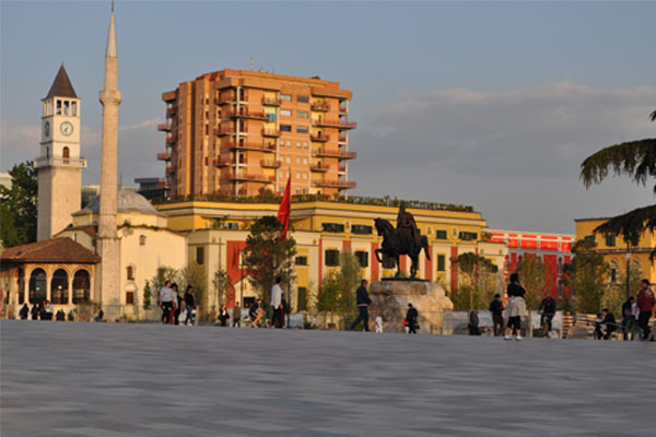 Tirana City Guide the Independent