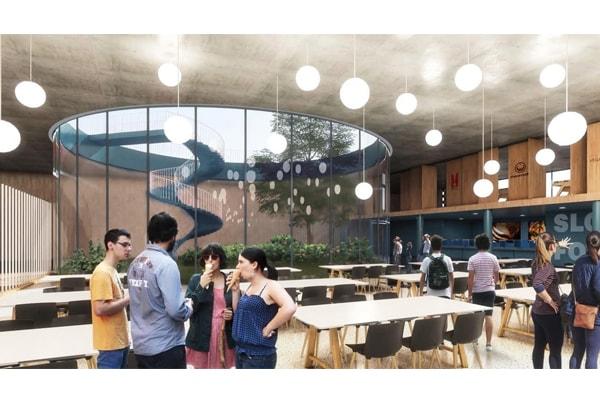 Stefano Boeri Architetti Designs 3 Schools in Tirana