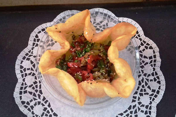 Tirana restaurants, taste event tirana