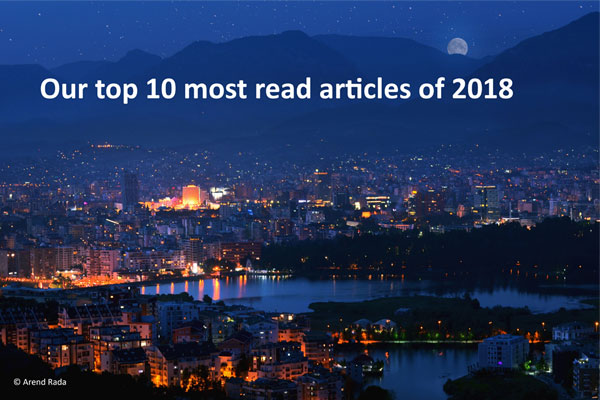 Our top 10 most read articles of 2018