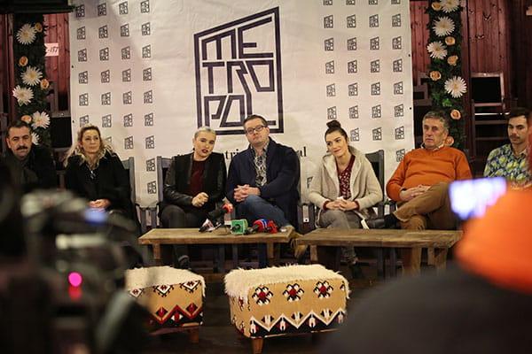 Shaekespeare comedy Tirana