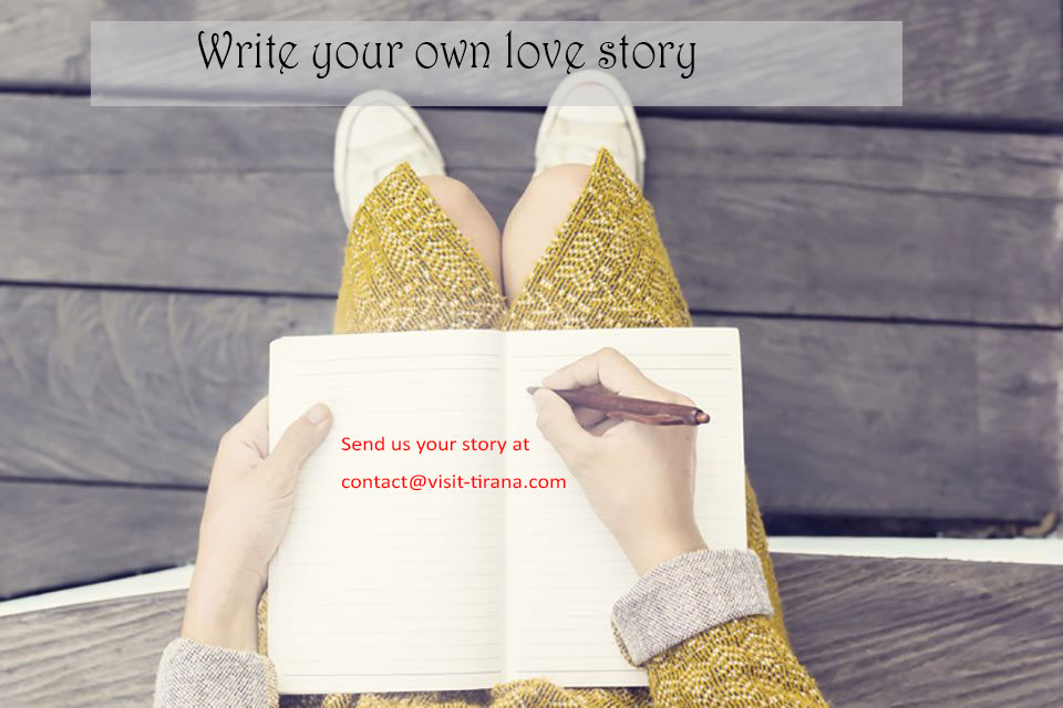 Write your own love story and get rewarded