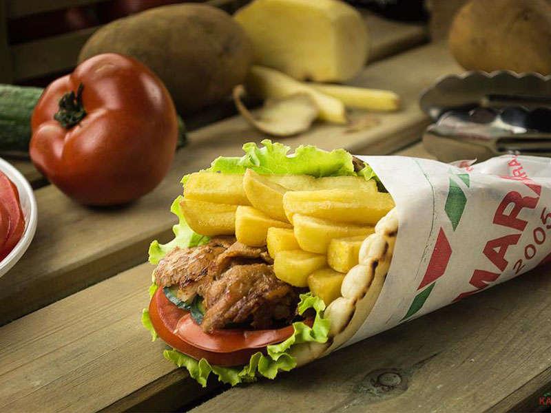 Gjiro Kamara Fast Food ne Tirane