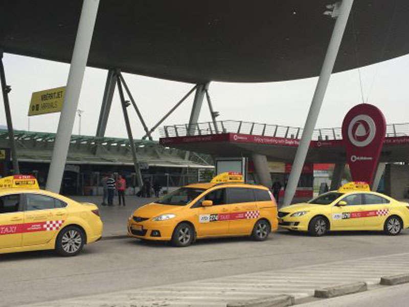 Taxi Service in Tirana