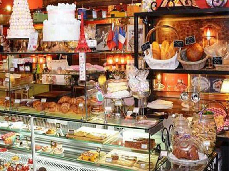 Pasticceria francese a Tirana