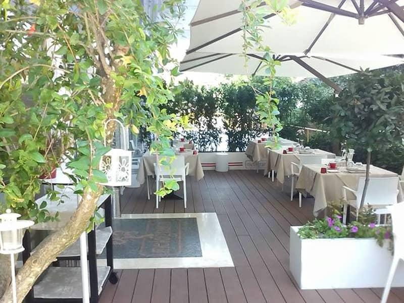 Restaurant Melograno ne Tirane