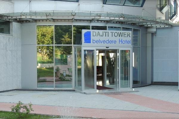 Dajti Tower Belvedere Hotel
