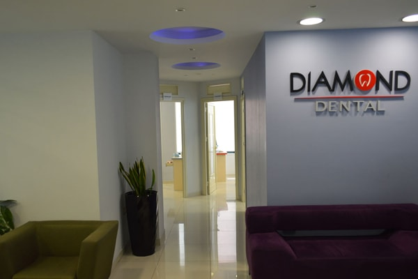 Diamond clinica dentale Tirana
