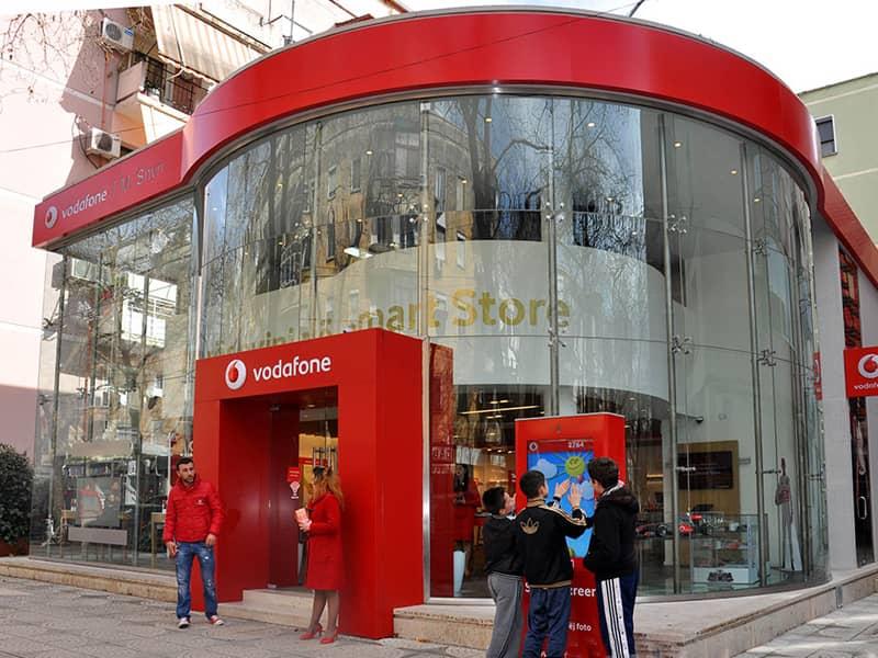 Vodafone Tirane Shqiperi