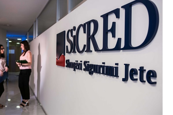 Sicred Insurance company in Tirana