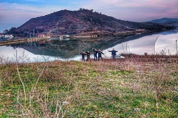 Liqeni i Kasharit Tirane