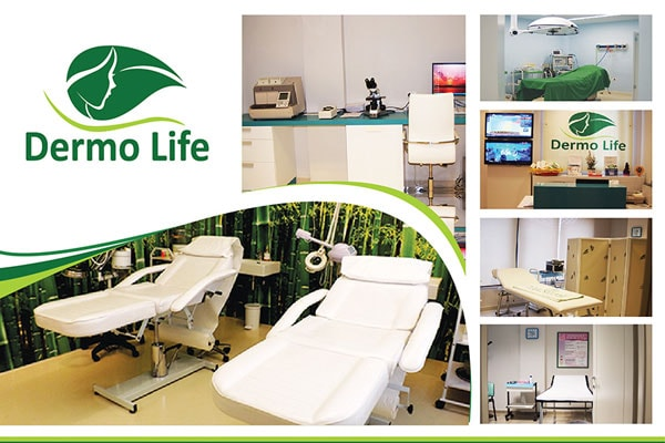 Dermolife Clinic Tirane Shqiperi