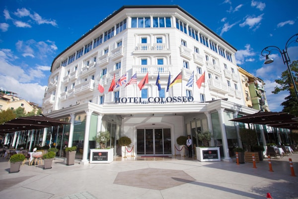 Colosseo Hotel in Tirana