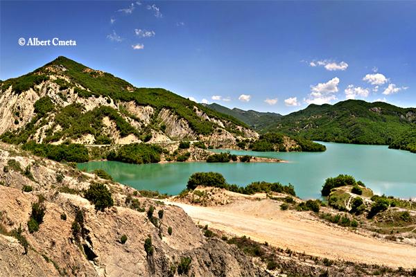 Lago di Fjolla Tirana, Laghi a Tirana, gite giornaliere a Tirana