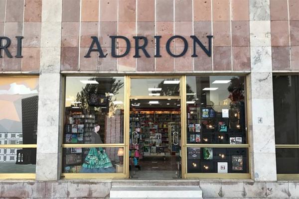 Libraria Adrion, Libraria Adrion  ne Tirane, librari ne Tirane, librarite e Tiranes, bli libra ne Tirane, libra ne gjuhe te huaj ne Tirane, dyqane librash ne Tirane