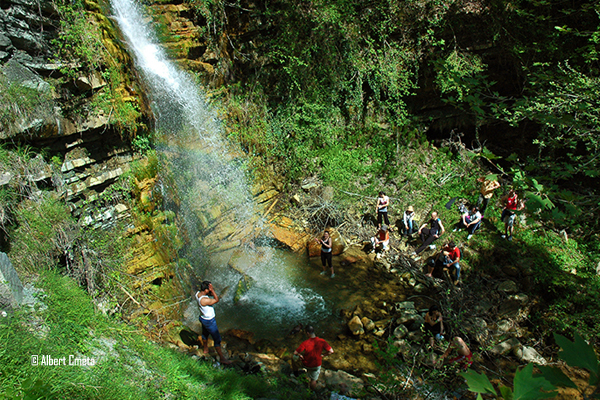 Besh-Livadhi Waterfall in Tirana, tours in Tirana, daytrips in Tirana, Tirana tours, waterfalls in Tirana, excursion in Tirana, explore Tirana, outdoor tours Tirana