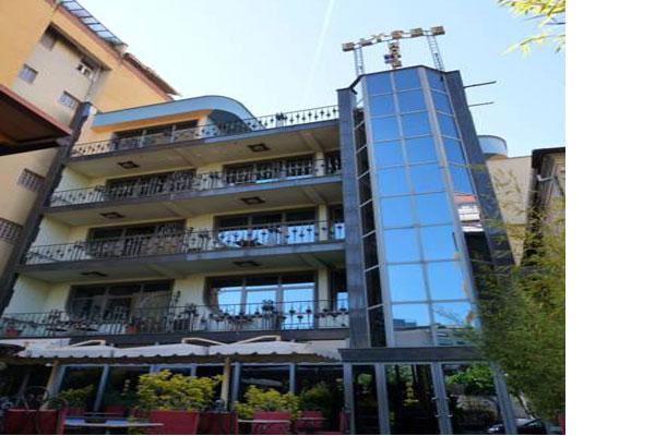 Hotelet ne Tirane Elysee